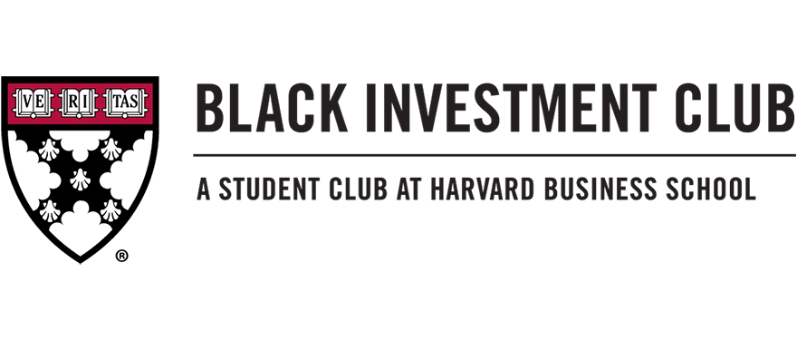 Why We Started the HBS Black Investment Club