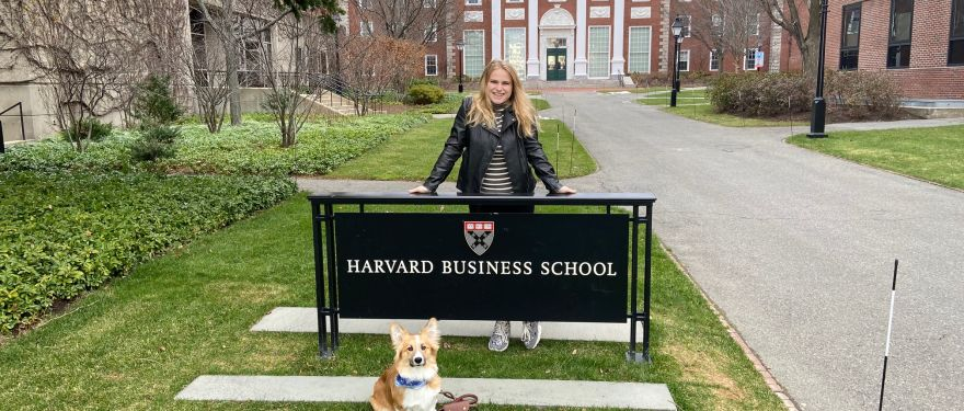 The Forward Fellowship Convinced Me That I Belong at HBS