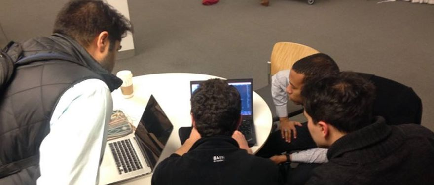 Learning to Code at Business School