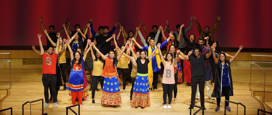 Creating Unity and Belonging through Food and Dance: 'EKTA' at HBS