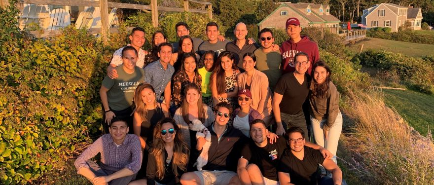My Retreat with the Latino Student Organization (LASO)