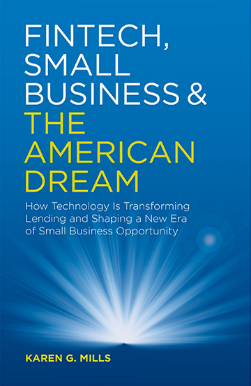 Fintech, small business & the American dream - About - Harvard Business School