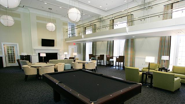 Inside Harvard Freshman Dorms gallatin-hall I...