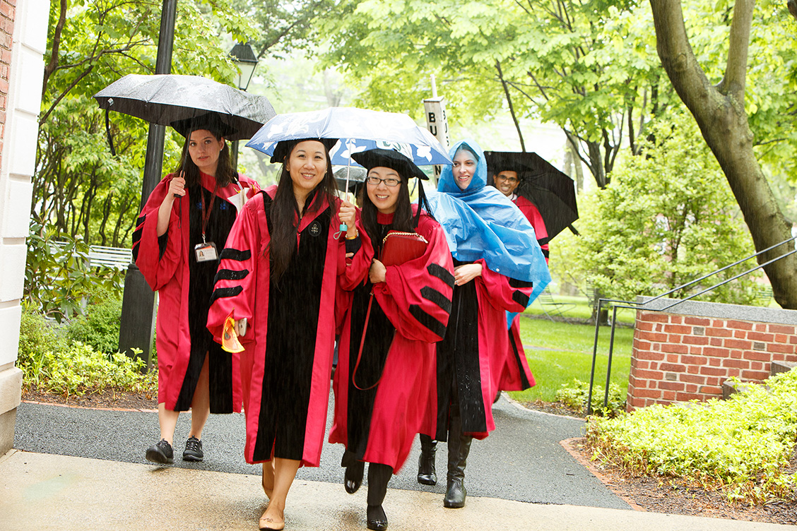 Commencement - About - Harvard Business School