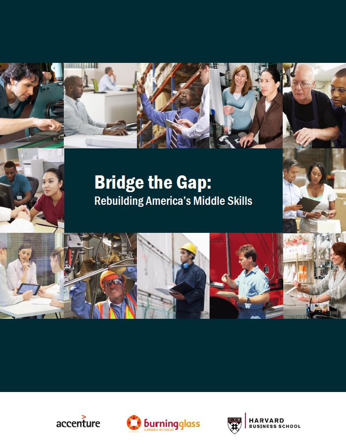 Cover image for Bridge the Gap