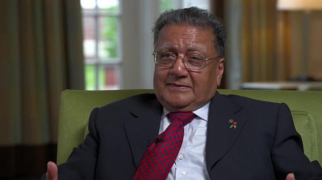 Dr. Manu Chandaria - Creating Emerging Markets - Harvard Business School