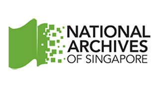 National Archives of Singapore Map