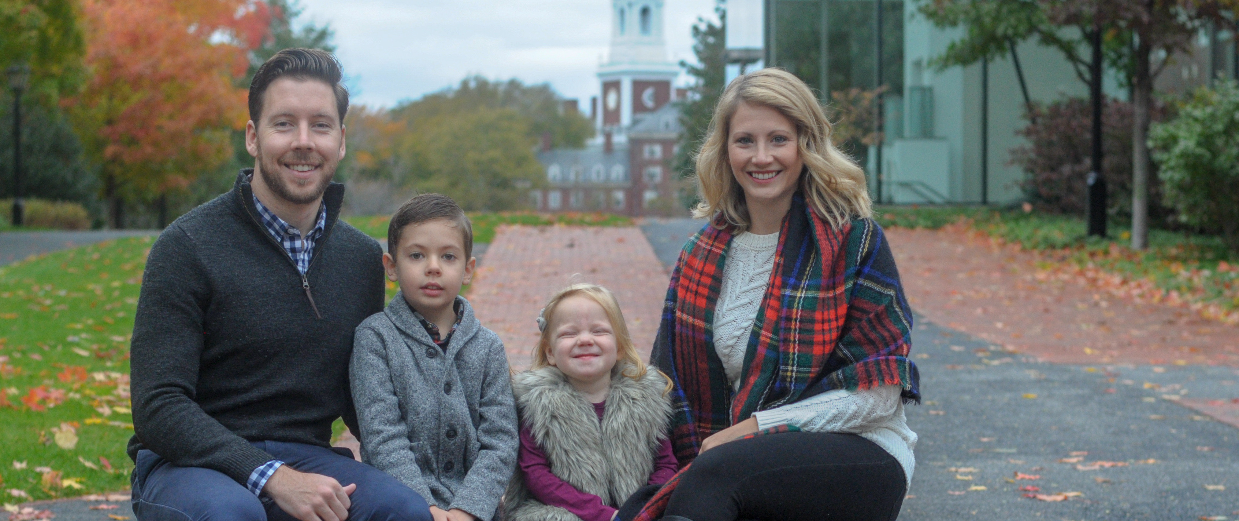 Being a Mom and Founder at HBS