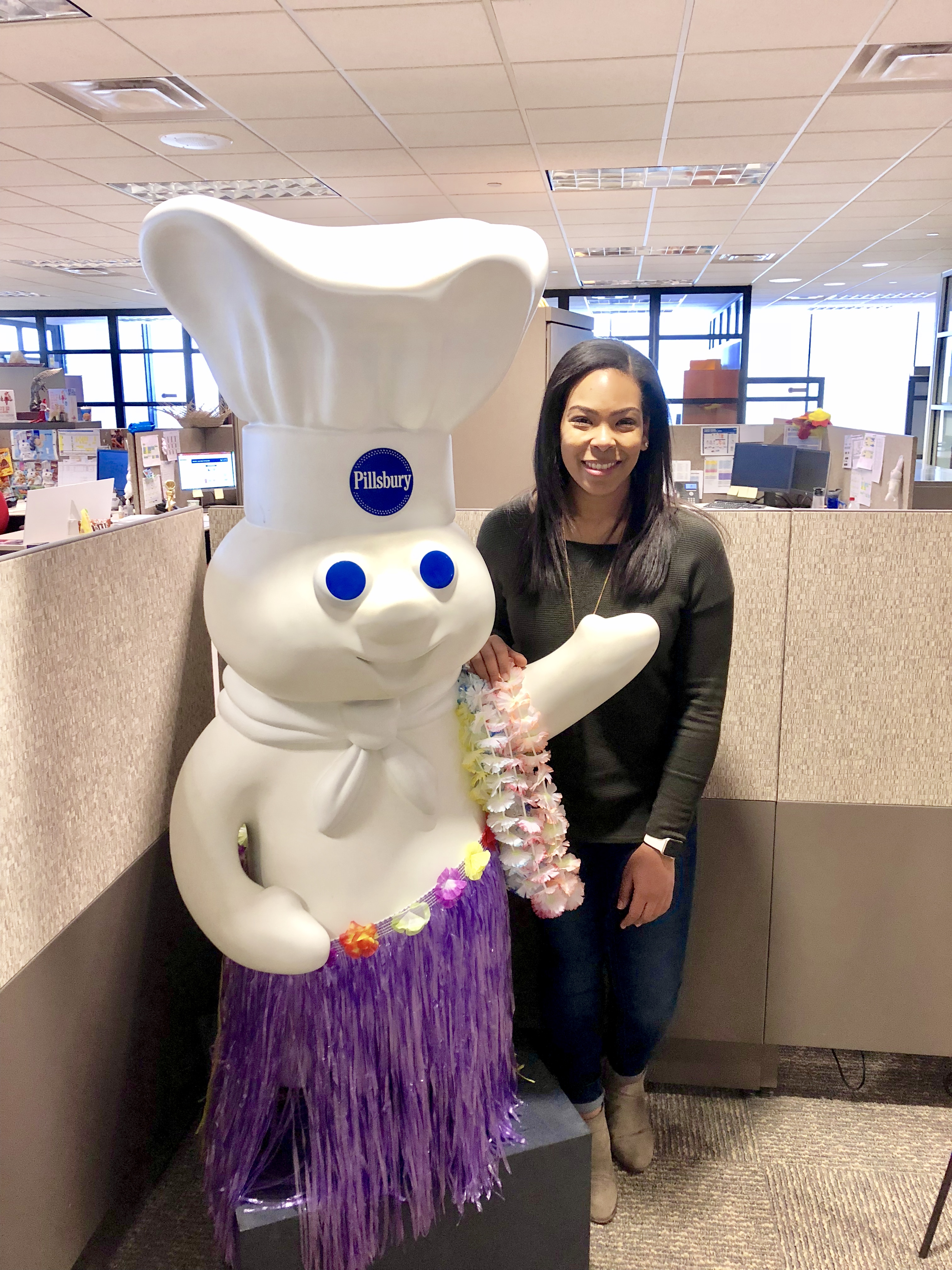 Hanging out with the Doughboy!.jpg