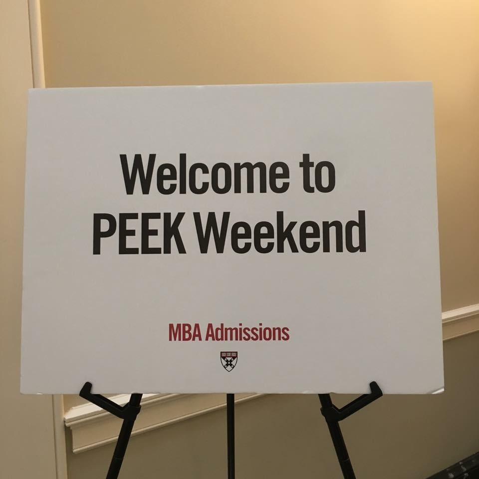 Welcome to Peek Weekend