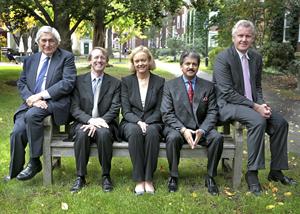 harvard business school confers alumni achievement awards news
