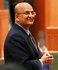 photo of Dean Nitin Nohria