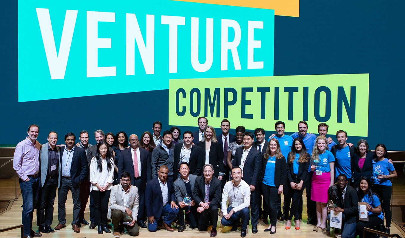 HBS New Venture Competition Features World Changing Ideas