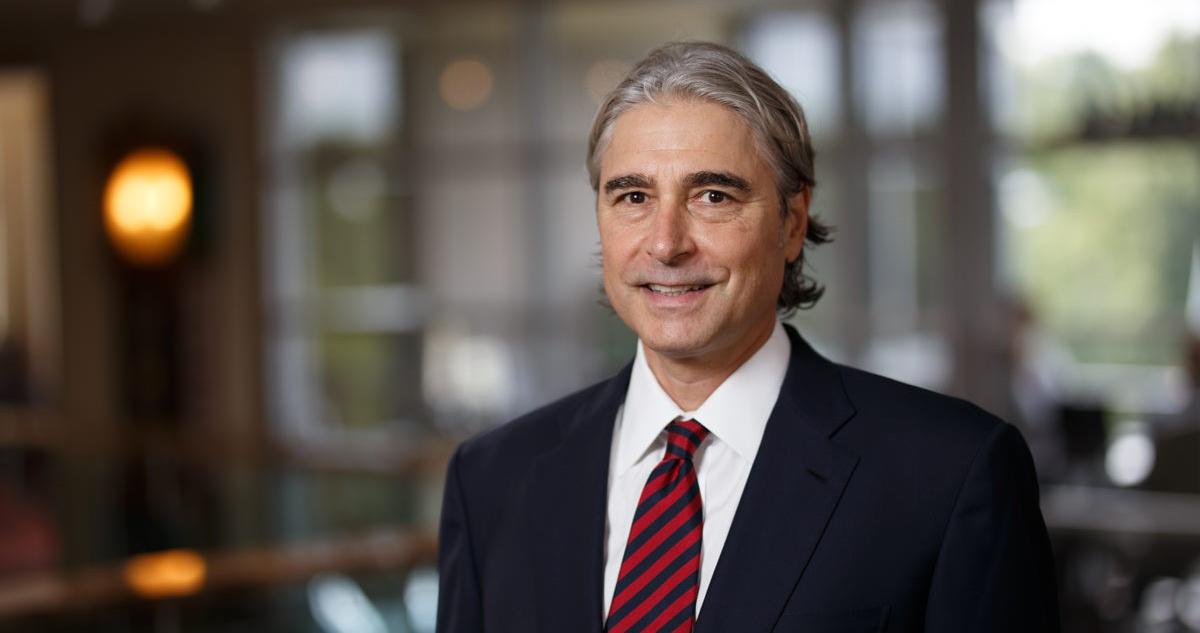 Peter Palandjian.