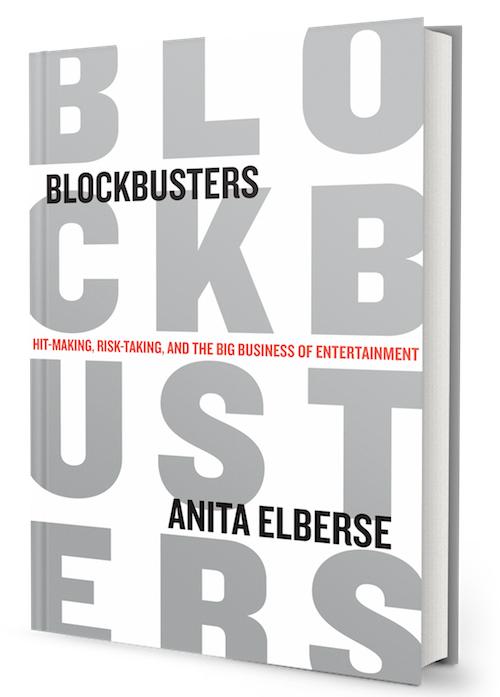 Il saggio della massmediologa di Harvard Anita Elberse ha dimostrato come tutto il business sui media digitali destinati al grande pubblico ruoti intorno alla capacità di produrre blockbuster.