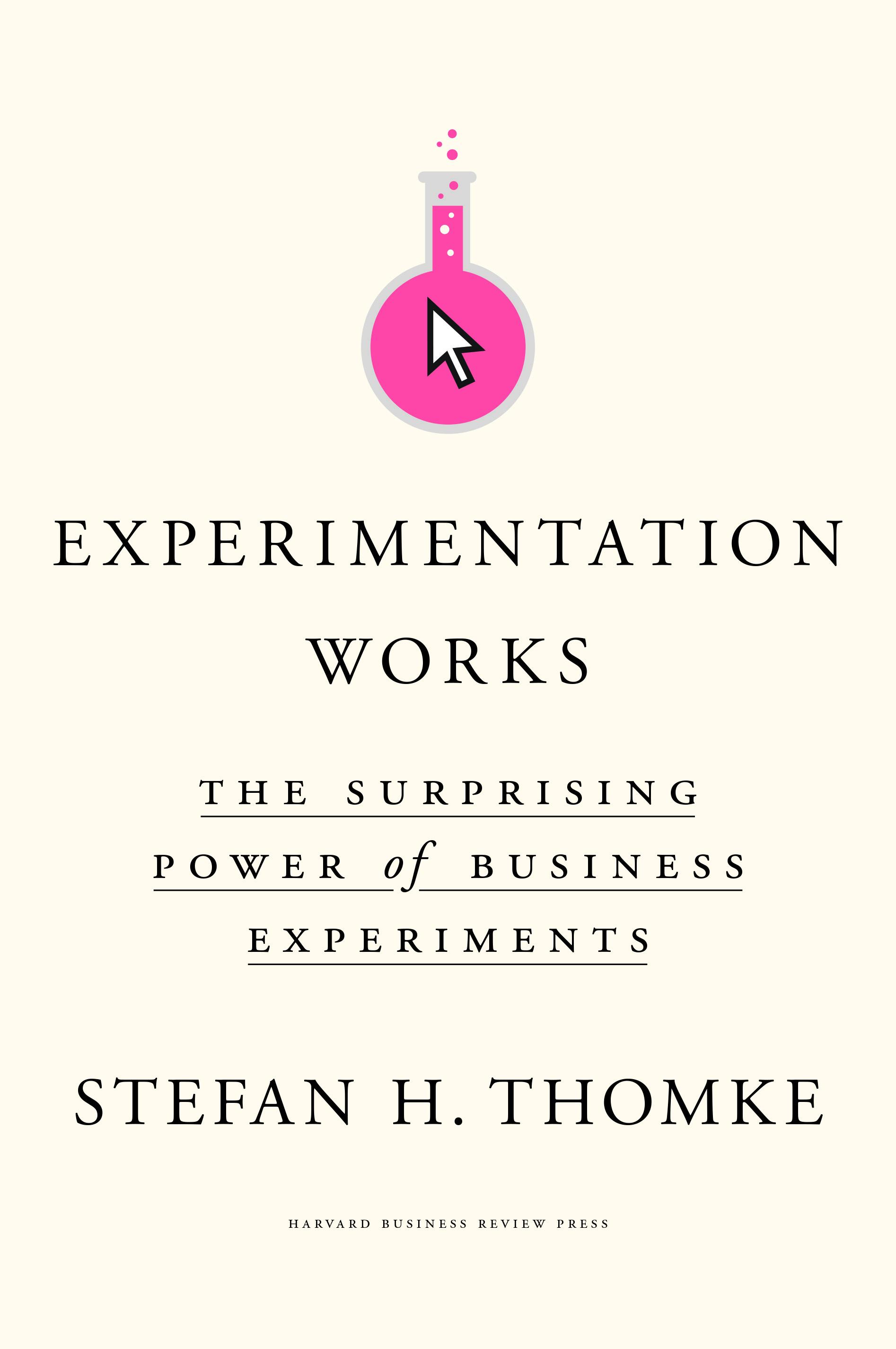 Stefan H  Thomke - Faculty & Research - Harvard Business School