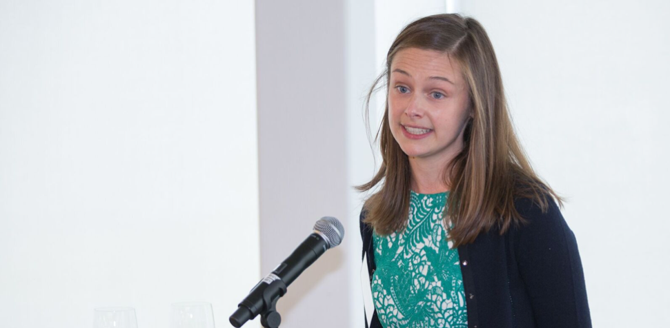 Meet HBS Leadership Fellows: Katie Rae Mulvey, Detroit Economic Growth Corporation