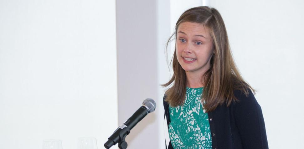 Meet HBS Leadership Fellows: Katie Rae Mulvey, Detroit Economic Growth Corporation